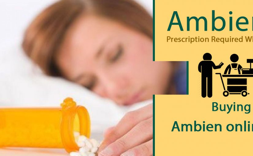 Is Ambien prescription required while buying Ambien online?