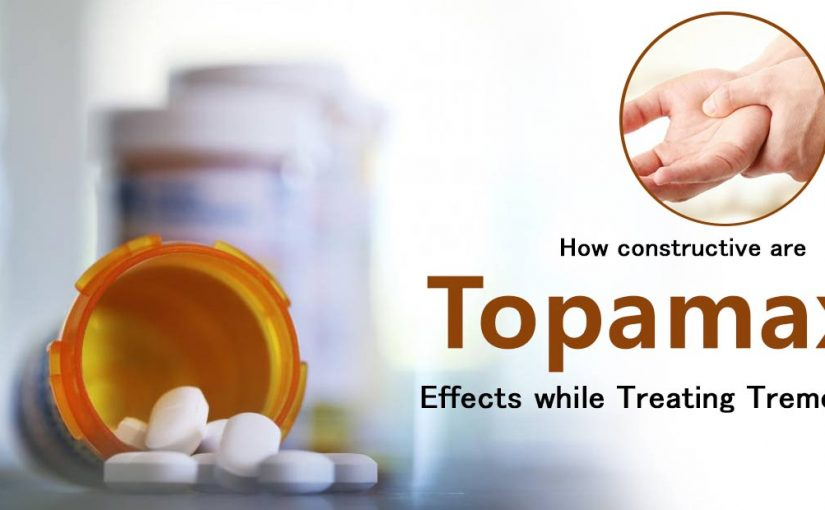 How constructive are Topamax effects while treating Tremors?