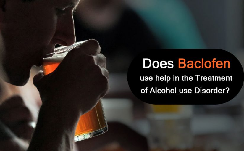 Does Baclofen use help in the treatment of alcohol use disorder?